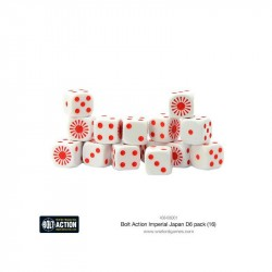 Bolt Action Japan Special Dice