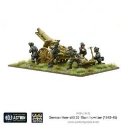 Bolt Action German Heer SiG 33 15cm howitzer (1943-45)