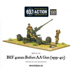 Bolt Action British Bofors QF 40mm Mk I