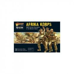 Bolt Action Afria Korps