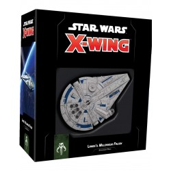 Star Wars X-Wing 2nd Landos Millenium Falcon ENG