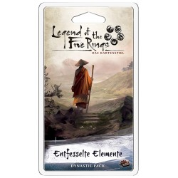 Legend of the 5 rings L5R Entfesselte Element