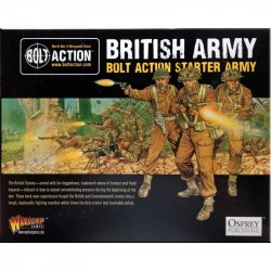British Army Starter Box ENG