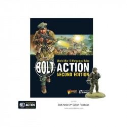 Bolt Action Rulebook 2nd Ed. ENG