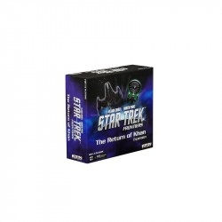 Star Trek Frontiers Return of Khan EXP