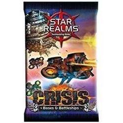 Star Realms Crises Basen & Schlachtschiffe Dt