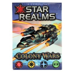 Star Realms Colony Wars Deckbauspiel Dt