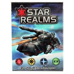 Star Realms Deckbauspiel Dt