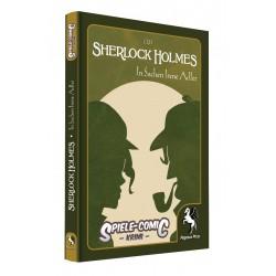 Spiele Comic Krimi Sherlock Holmes In Sachen Irene Adler