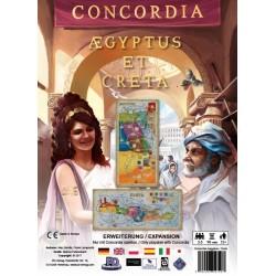 Concordia Aegytus et Creta
