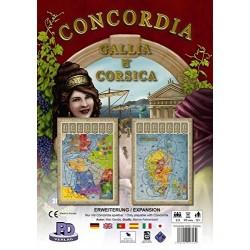 Concordia Gallia et Corsica