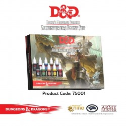 Nolzurs Marvelous Adventurerers Paint Set