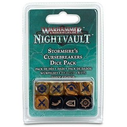 Nightvault Stormsires Cursebreakers Dice Pack zzz