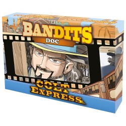 Cold Express Bandits Doc Erw