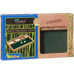 Klappbrett 12er Bambus Philos