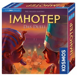 Imhotep Das Duell
