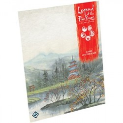 Legend of the five rings L5R RPG GM Kit ENG