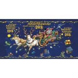 Brettspiel Adventkalender 2018
