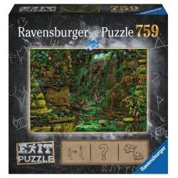 Exit Puzzle 2 Tempel in Angkor Wat