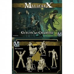 Malifaux Guilty as Charged