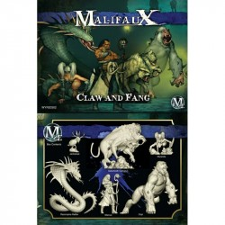 Malifaux Claw and Fang