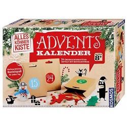 Adventkalender Bastelspaß