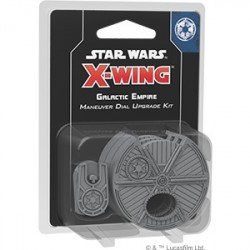 Star Wars X-Wing 2.Ed Galactic Empire Maneuver Dial Upgrade Kit