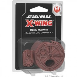 Star Wars X-Wing Rebel Alliance Maneuver Dial Upgrade Kit