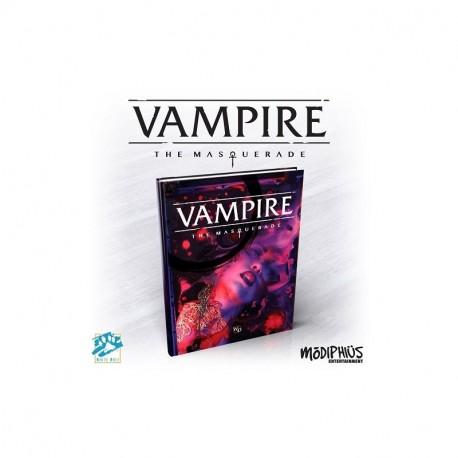 Vampire the Masquerade 5th Core Rulebook