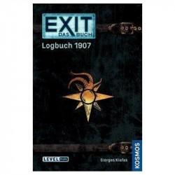 EXIT Das Buch Logbuch 1907