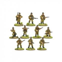 BA Belgian Army Infantry squad