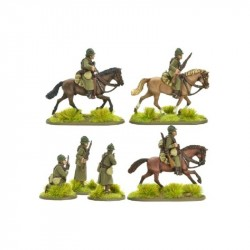 BA French Army Cavalry B