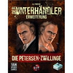 Der Unterhändler Erweiterung A2 Die Petersen Zwillinge