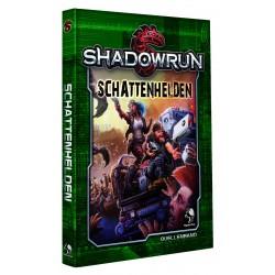Shadowrun Schattenhelden (Hardcover)