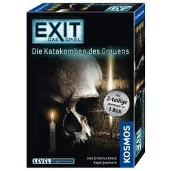 EXIT Das Spiel Die Katakomben des Grauens