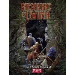 Sword & Sorcery Rollenspiel Barbarians of Lemuria