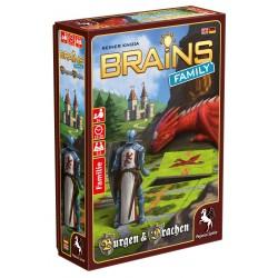 Brains Family Burgen und Drachen