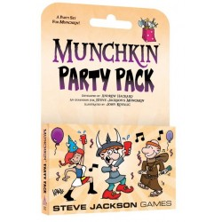 Munchkin Party Pack ENG