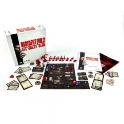 Resident Evil 2 The Board Game eng.