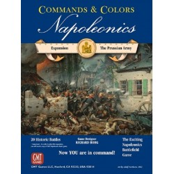 Command & Colors Napoleonics Prussian Army