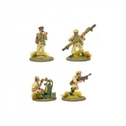 Bolt Action 8th Army HQ