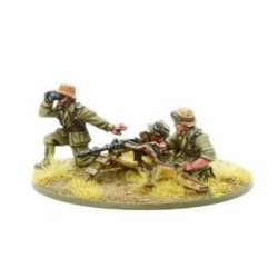 Bolt Action Afrika Korps MMG Team