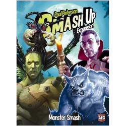 Smash up Monster Smash ENG