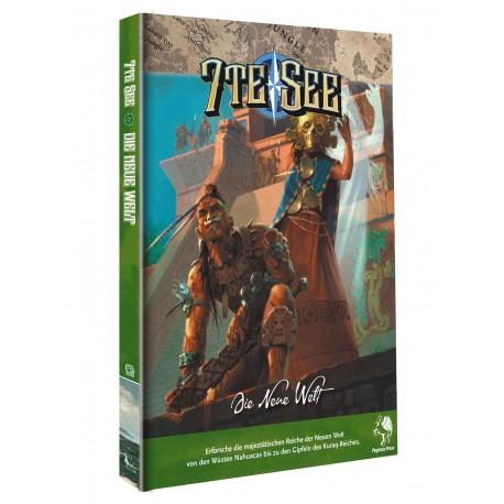 7te See Die Neue Welt (Hardcover)