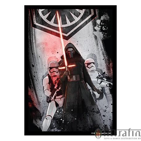 Sleeves Star Wars Art Sleeves First Order (50)