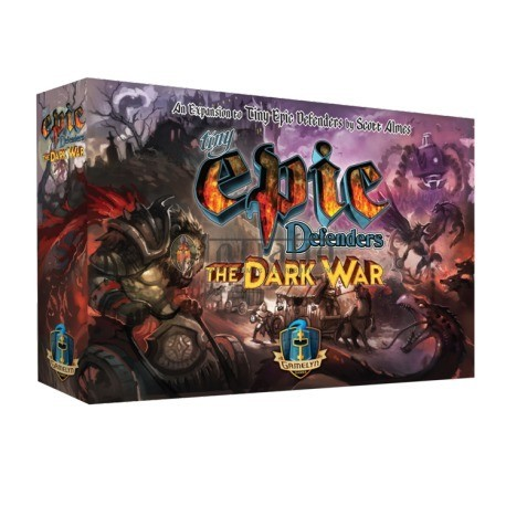 Tiny Epic Defenders The Dark War ENG
