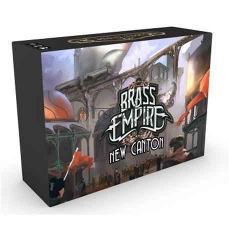 Brass Empire New Canton
