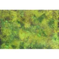 Gaming Mat Grass Plain 6x4