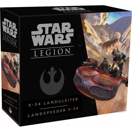 Star Wars Legion X-34 Landgleiter