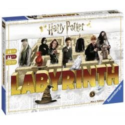 Das verrückte Labyrinth Harry Potter
